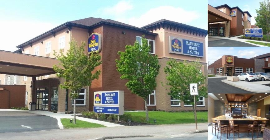Best Western Plus Bathurst Hotel & Suites photo collage