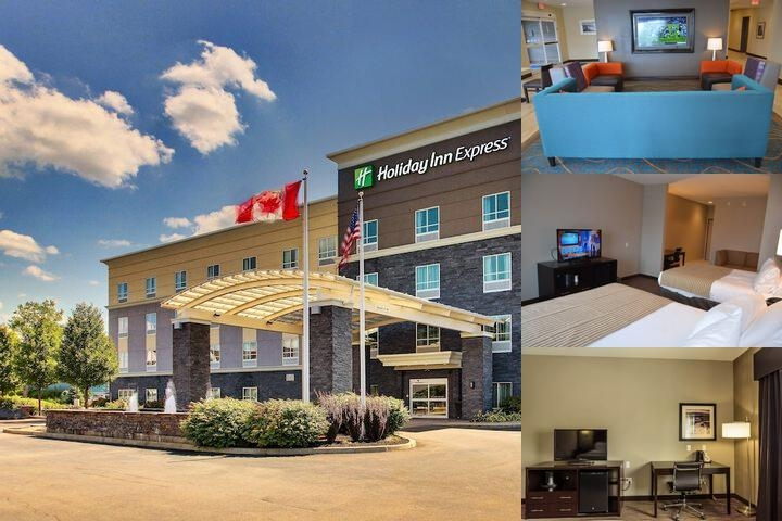 Holiday Inn Express Cheektowaga North East photo collage