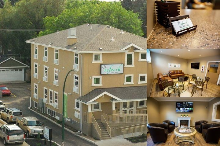 Refresh Inn & Suites photo collage