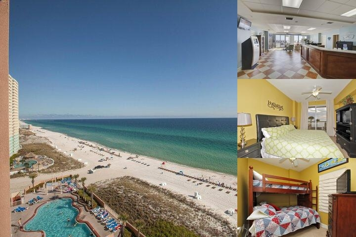 Resortquest Rentals At Sunrise Beach Resort Panama City Beach