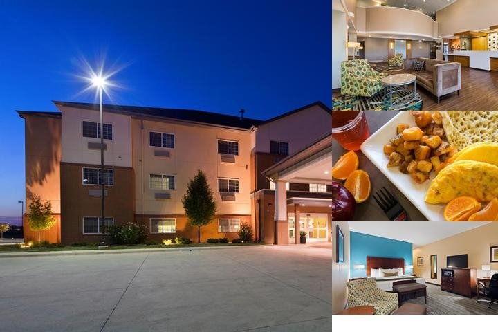Best Western Plus Patterson Park Inn photo collage