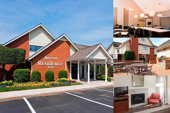 Residence Inn Spartanburg photo collage