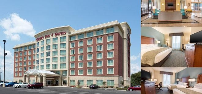 Drury Inn & Suites St. Louis Brentwood photo collage