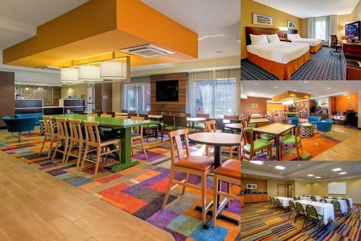 Fairfield Inn & Suites Southaven photo collage