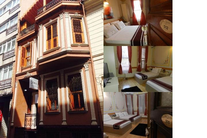 Simal Mansion Guesthouse Airport photo collage