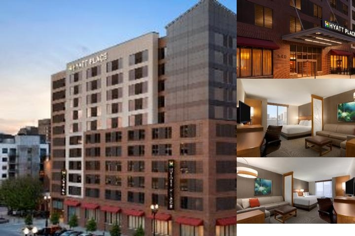 Hyatt Place Omaha photo collage