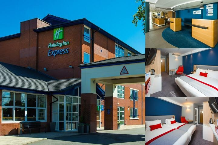 Holiday Inn Express Burton Upon Trent photo collage