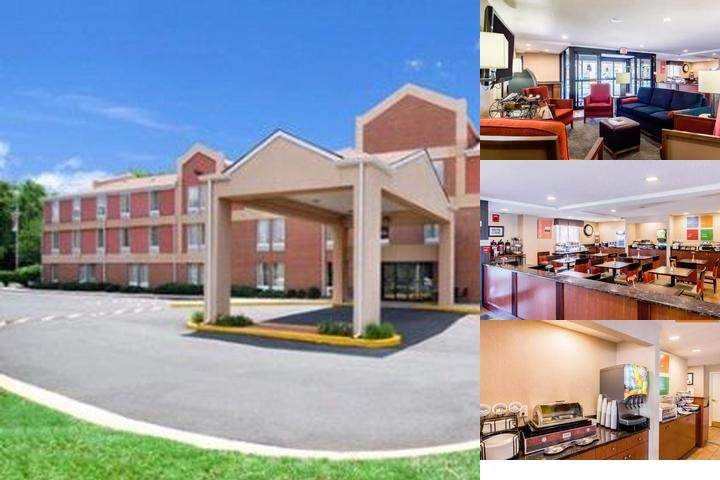 Comfort Inn Clinton photo collage