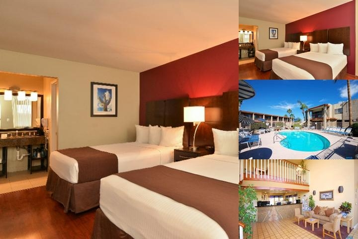 Quality Inn & Suites Phoenix Nw Sun City photo collage