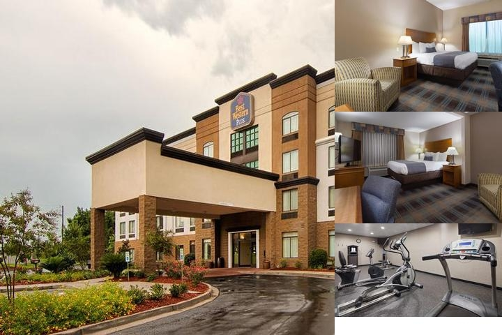 Best Western Plus North Savannah photo collage