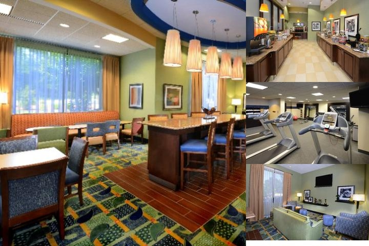 Hampton Inn Roxboro photo collage