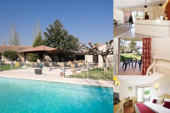 Best Western Le Paradou Avignon Sud photo collage