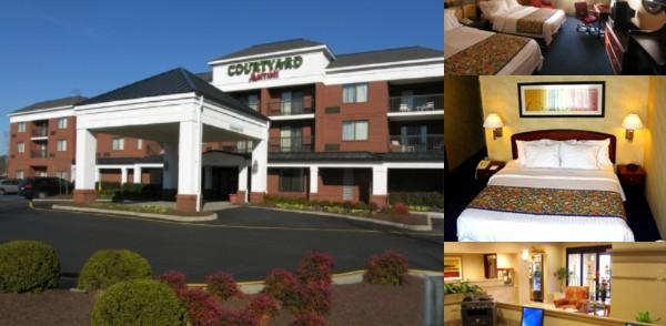 Courtyard Newport News Yorktown photo collage