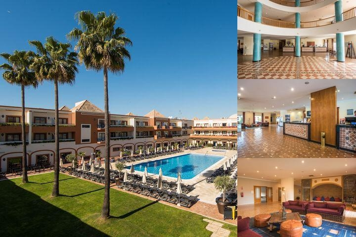Hotel Vila Gale Tavira photo collage