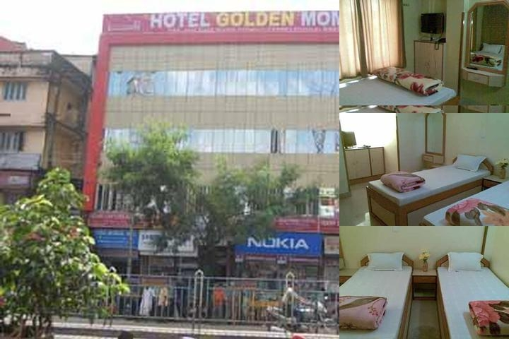 Hotel Golden Moments photo collage