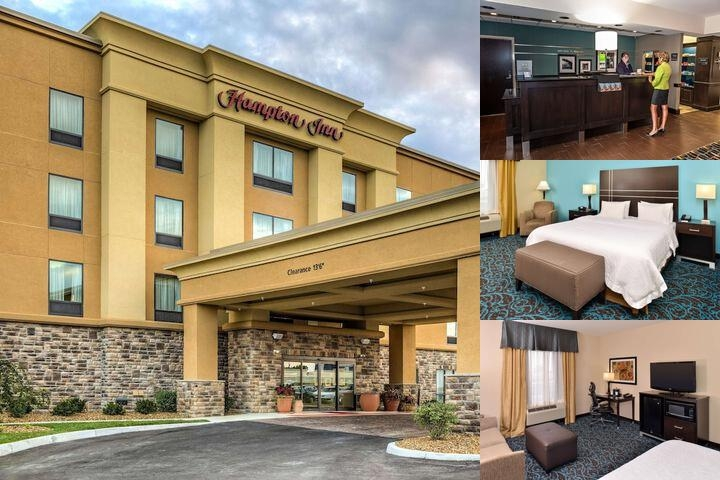 Hampton Inn Dayton Mall photo collage