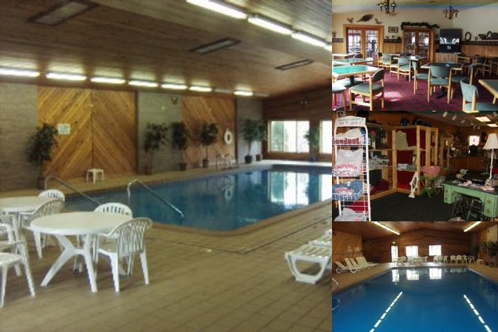 Americas Best Value Inn Cherrywood Lodge Indoor Pool