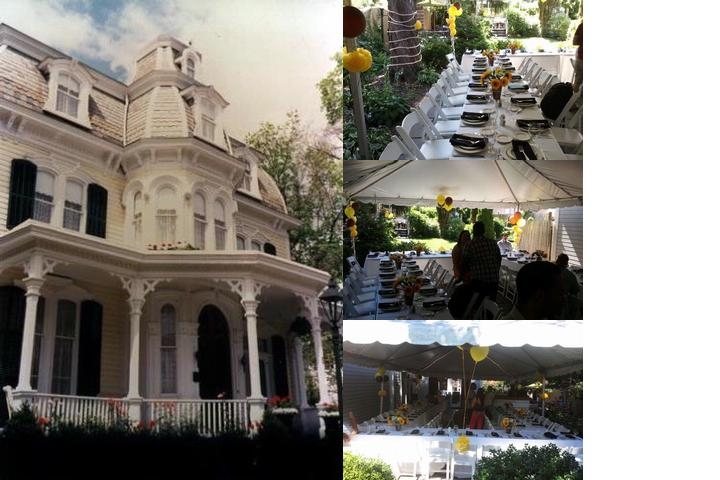 The Mansion Inn photo collage