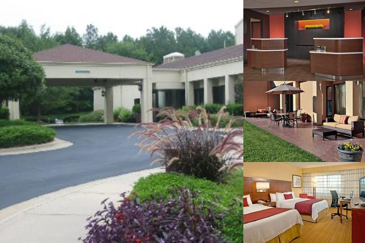Courtyard by Marriott Raleigh Durham Airport photo collage