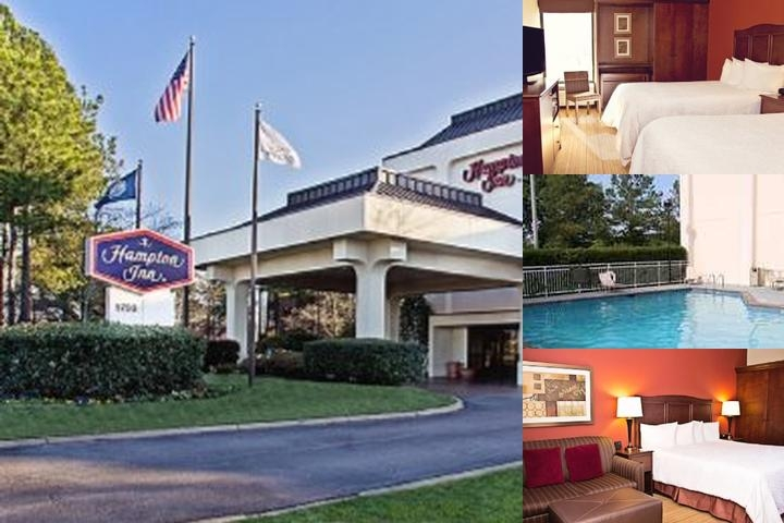 Hampton Inn Norfolk Virginia Beach photo collage