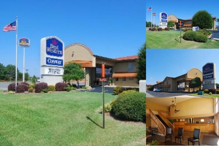 Best Western Conway photo collage
