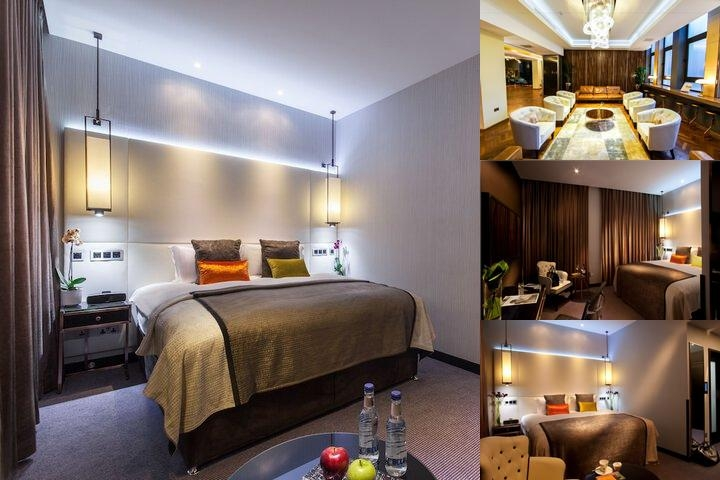 The Montcalm at Royal London House photo collage