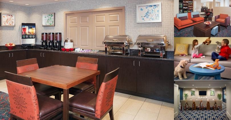 Residence Inn by Marriott Cincinnati Blue Ash photo collage