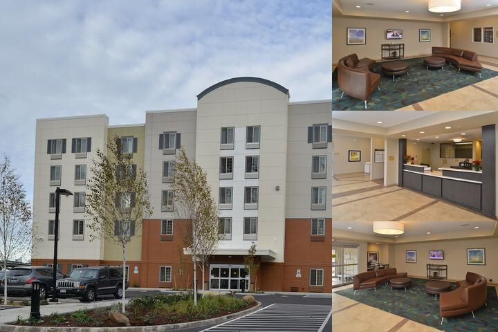 Candlewood Suites Eugene Springfield photo collage