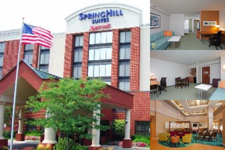 Springhill Suites by Marriott Warrenville photo collage