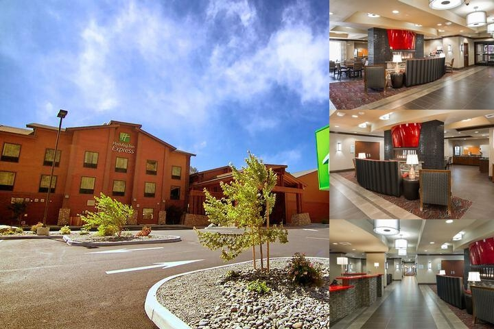 Holiday Inn Express Klamath Redwood Nat'l Parks photo collage