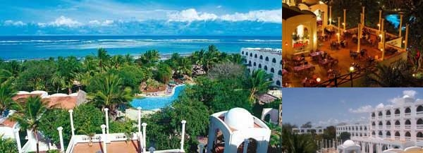 Kaskazi Beach Hotel photo collage