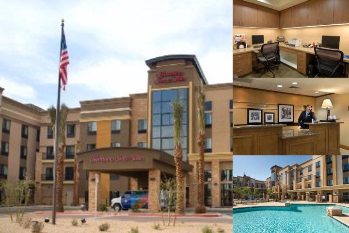Hampton Inn & Suites Phoenix Glendale Westgate photo collage