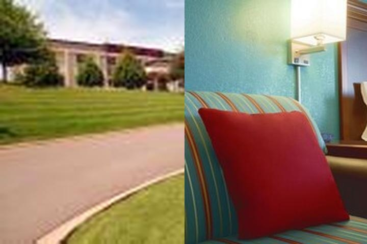 Hampton Inn Madison East Towne Mall photo collage