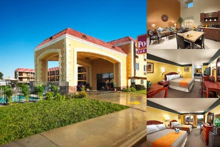Portola Inn & Suites photo collage