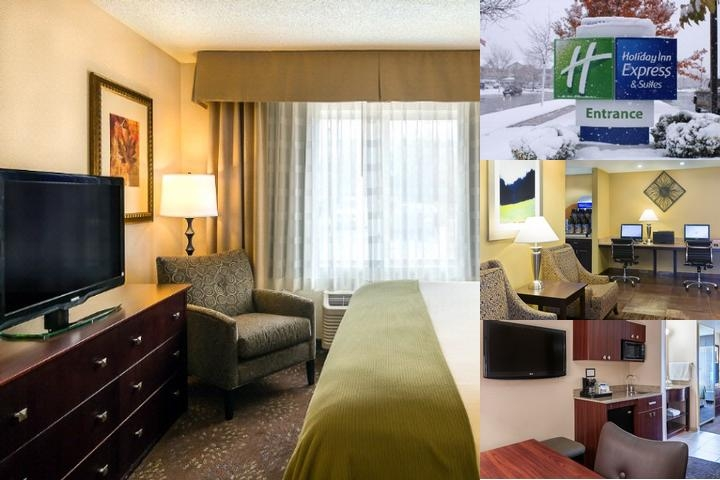 Holiday Inn Express Sandy South Salt Lake City photo collage