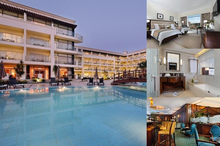 Moevenpick Hotel Cairo Pyramids photo collage