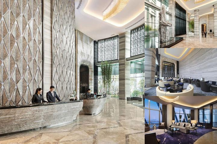 JW Marriott Shenzhen Bao'an photo collage