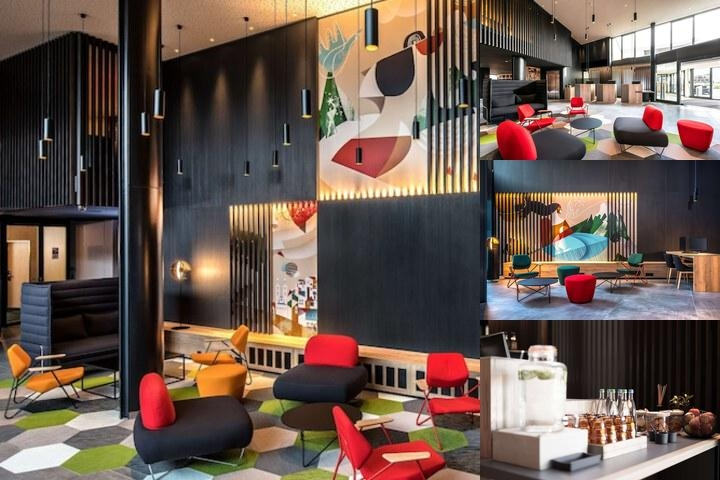 Park Inn by Radisson Zurich Airport photo collage