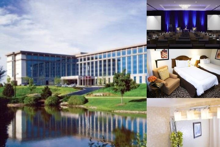 Milwaukee Marriott West photo collage