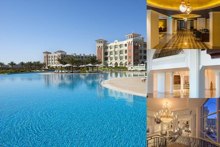 Baron Palace Sahl Hasheesh photo collage
