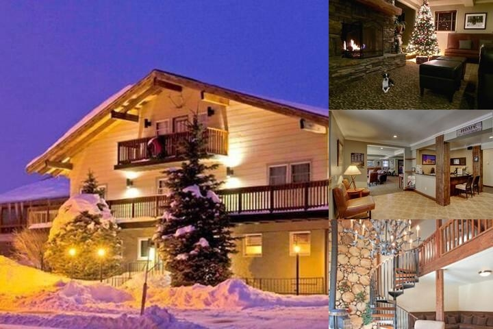 Mammoth Creek Inn photo collage