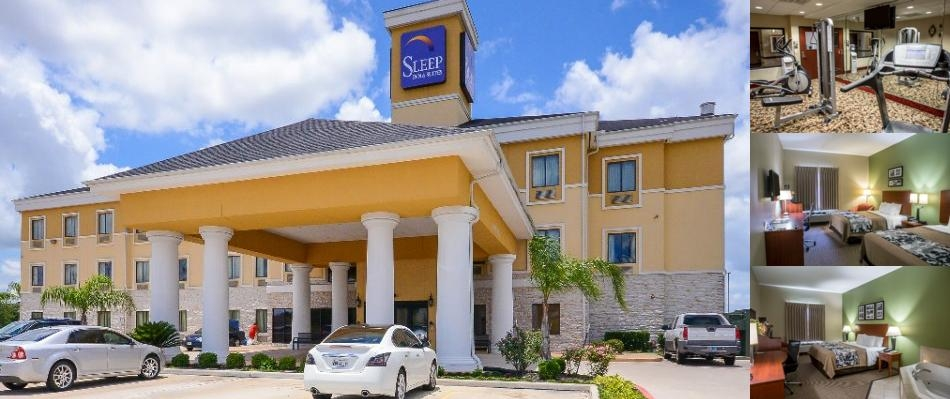 Sleep Inn & Suites Hotel photo collage