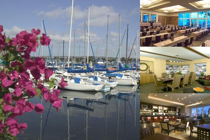 The Dana on Mission Bay Best Western Premier Collection photo collage