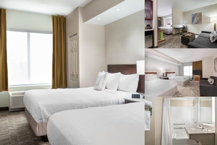 Springhill Suites Solon photo collage