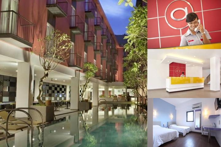 Amaris Hotel Legian Bali photo collage