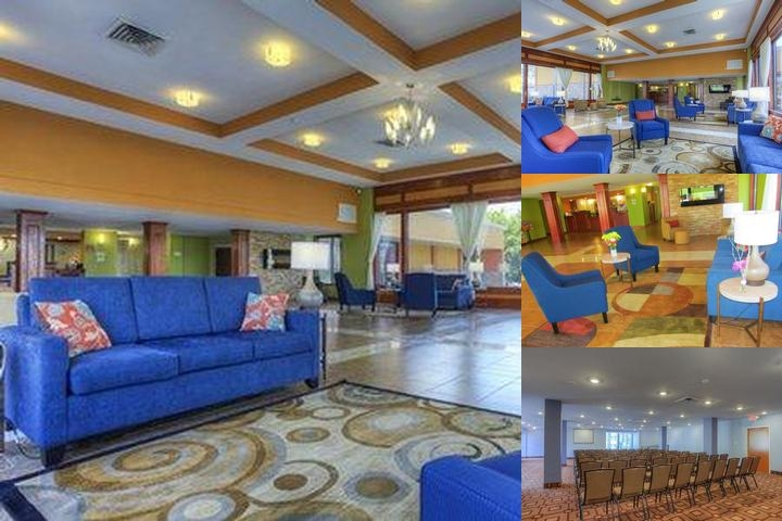 Comfort Inn Chattanooga photo collage