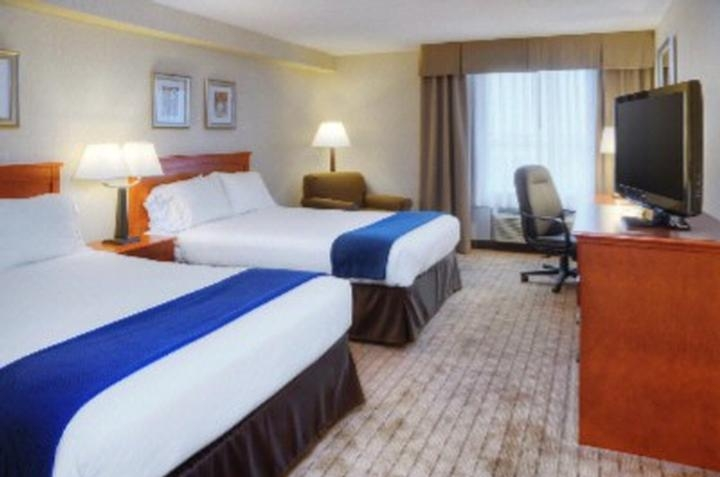 Holiday Inn Express North York photo collage