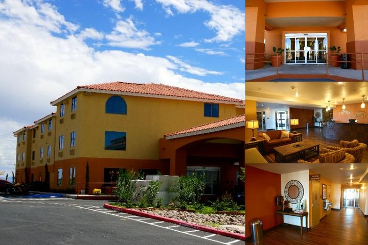 Best Western East El Paso Inn photo collage