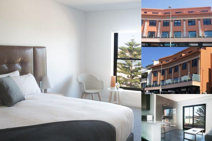 Bondi38 Serviced Apartments photo collage