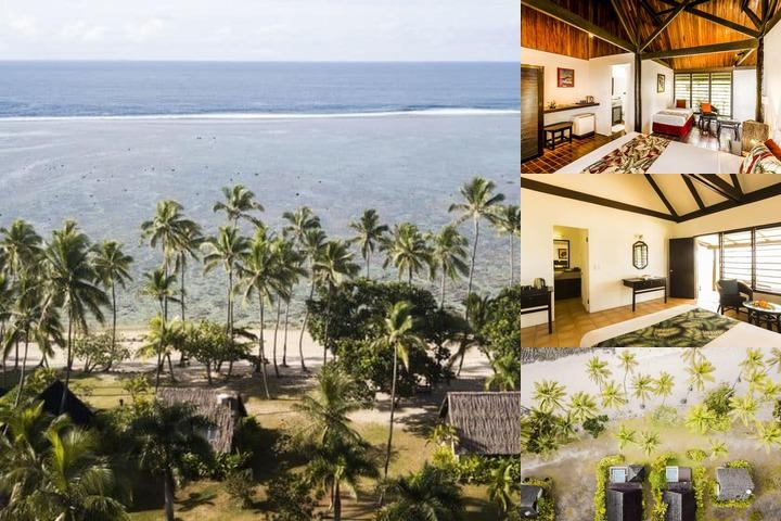Tambua Sands Beach Resort photo collage